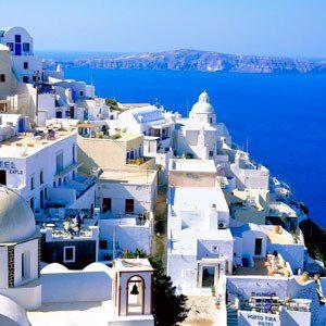 Греция в августе 2020 года.