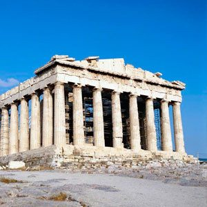Греция в июне 2020.