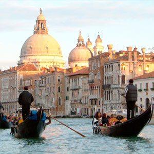 Италия в конце лета 2020.