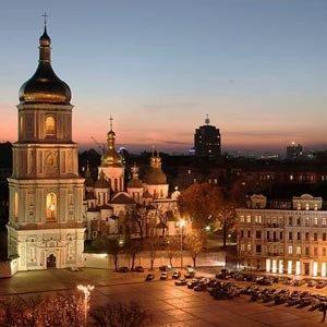 киев-молодожены