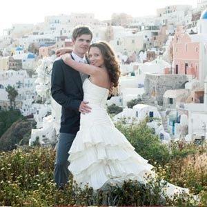 свадьба на греции