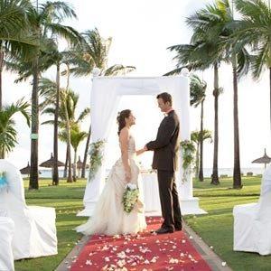 свадьба на маврики