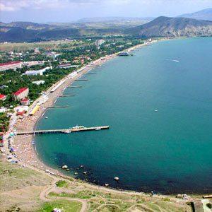 Крым в сентябре. Лучшие направления для пляжного отдыха.