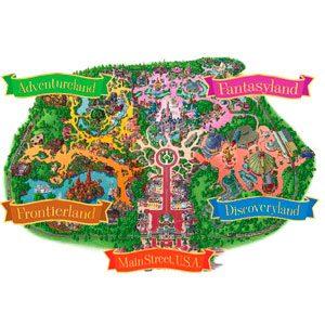 Париж_Disneyland_map