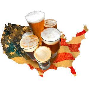 американские-пиво