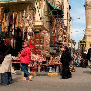 базары-египта