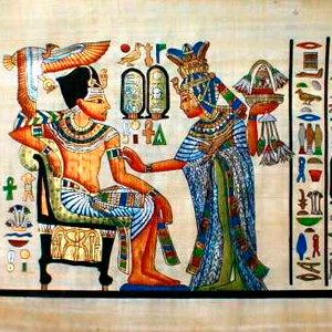 папирус-из-египта