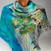 шелковый-платок-париж