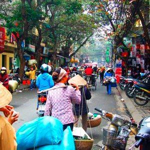 Во Вьетнаме хорошо.