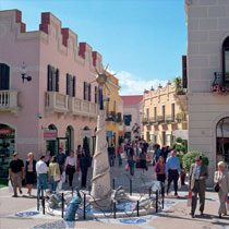 La-Roca-Village-шоппинг-в-барселоне