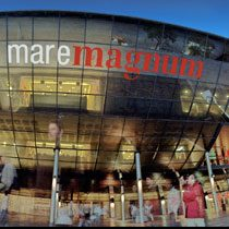 Maremagnum--шоппинг-в-барселоне