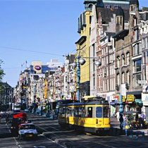 Шоппинг в Амстердаме 2021.