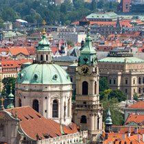Чехия и Прага в мае.