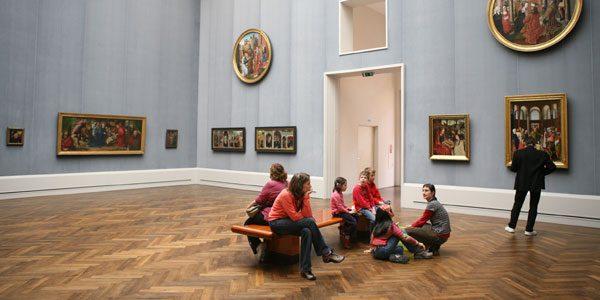 Берлинская-картинная-галерея