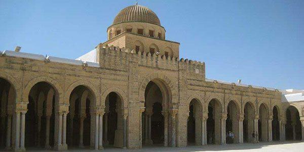 Большая-мечеть-Кайруана