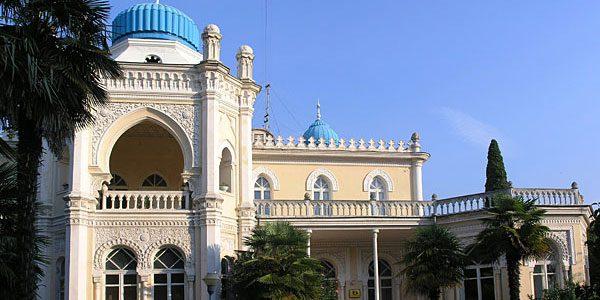 Дворец-эмира-Бухарского