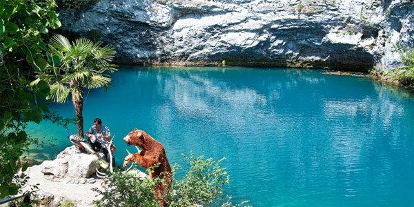Голубое-озеро