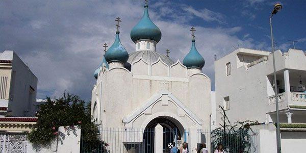 Храм-Александра-Невского-Тунис