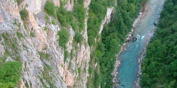 Каньон-реки-Тара