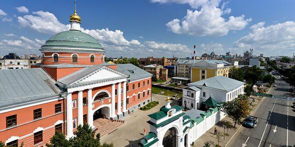Казанский-Богородицкий-монастырь