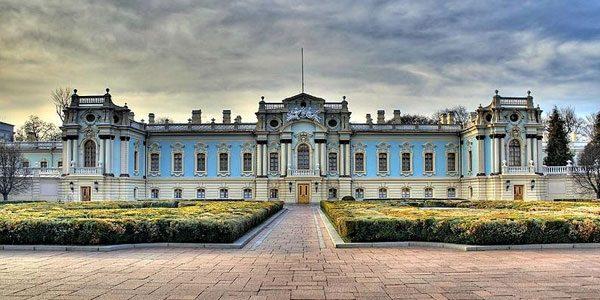 Мариинский-дворец-в-киеве