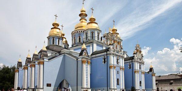Михайловский-Златоверхий-монастырь