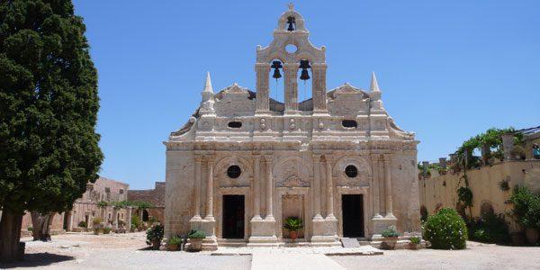 Монастырь-Аркади