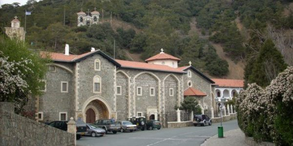 Монастырь-Киккос