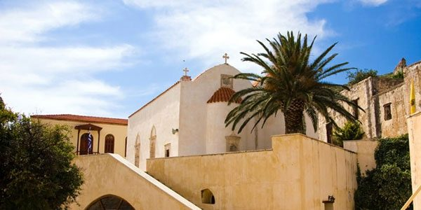 Монастырь-Превели