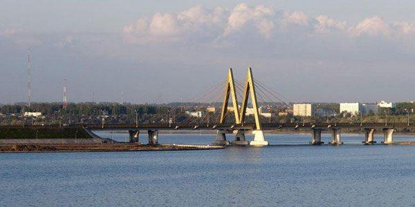 Мост-Миллениум-Казань