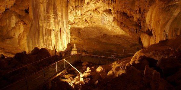 Новоафонская-пещера