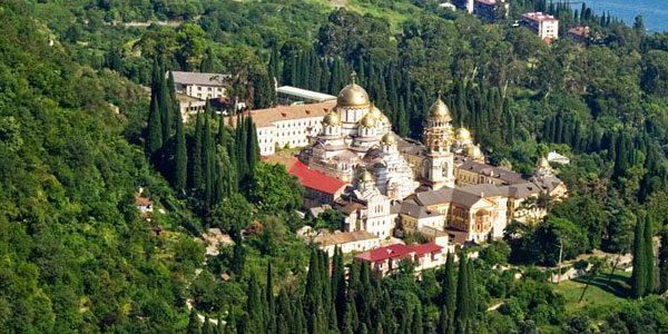 Новоафонский-монастырь