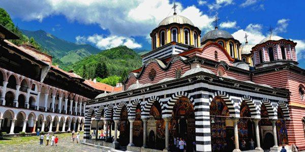 Рильский-монастырь