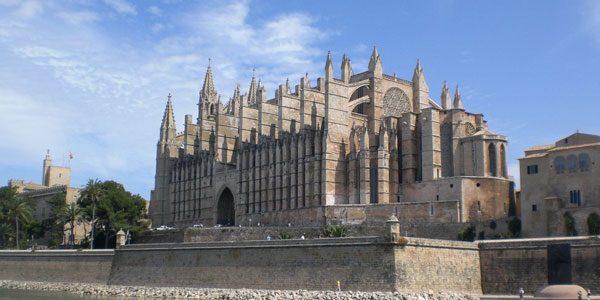 Собор-Санта-Мария-Пальма-де-Майорка
