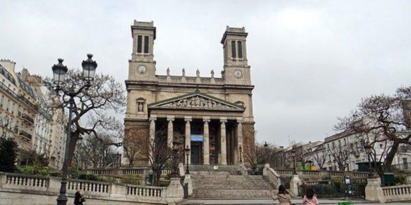 Собор-святого-Венсана-де-Пол