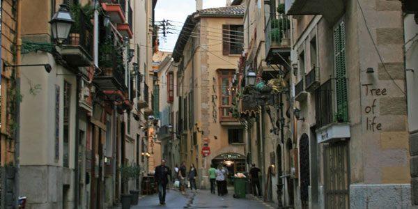 Старый-город-Пальма-де-Майорка