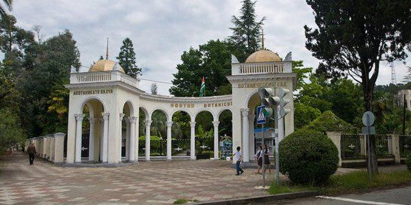 Сухумский-ботанический-сад