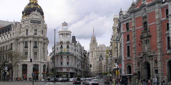 Улица-Гран-Виа
