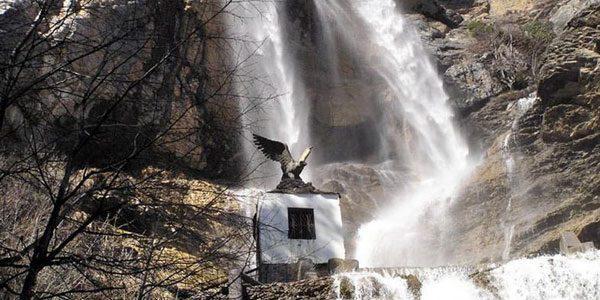 Водопад-Учан-Су