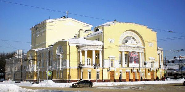 Волковский-театр