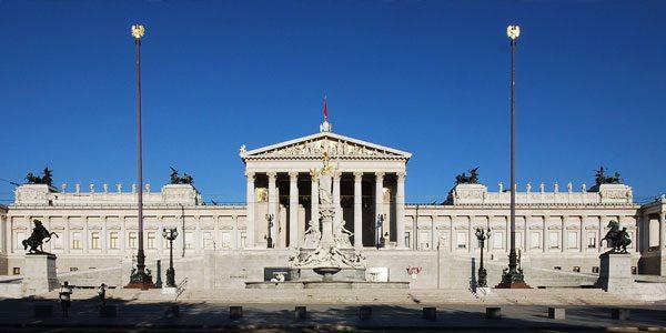 Здание-австрийского-парламента