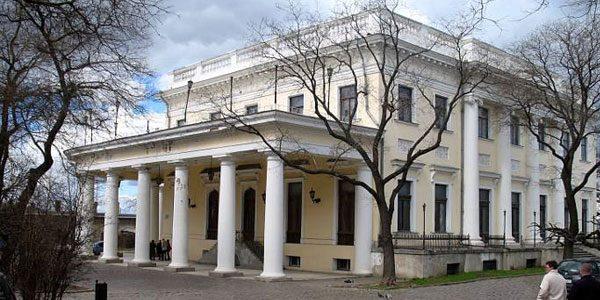 воронцовский-дворец