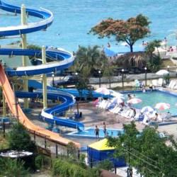 Абхазия в июне 2020 года.