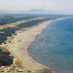 Большой пляж.