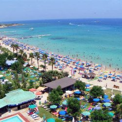 Кипр в марте 2019.