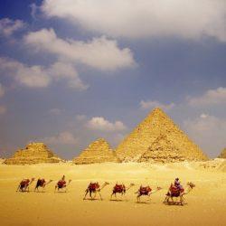 Куда поехать в марте в Египте.