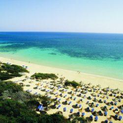 Температура воды в море на пляжах Турции.
