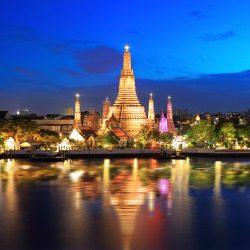 Таиланд и погода в апреле 2021.