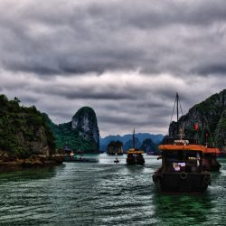 Погода во Вьетнаме в апреле 2020 года.