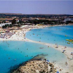 Температура воздуха в мае на Кипре.